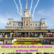 what to do before and after park hours prep129 wdw prep school