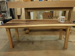 hand crafted kitchen tables handcrafted tables cp woodworks