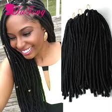 best hair for faux locs best faux locs dreadlock synthetic braiding hair crochet braids