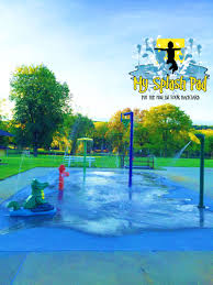 splashed installed for fleetwood pennsylvania ymca by my splash pad