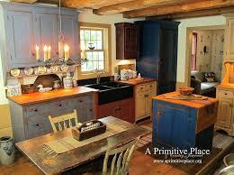 primitive kitchen furniture primitive kitchen decor decorating ideas island lighting colors