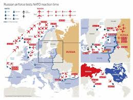 Europe Russia Map Russia Will U0027boost Troops And Forces U0027 If Us Decides To Store Heavy