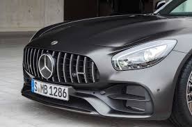 eight key updates for 2018 mercedes amg gt lineup automobile
