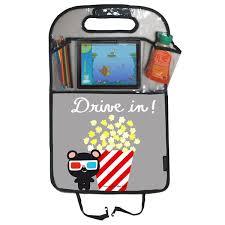 protege dossier siege voiture protège dossier de siège à poches zigoh feu vert