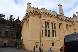 royal palace restored colour 1603 picture stirling