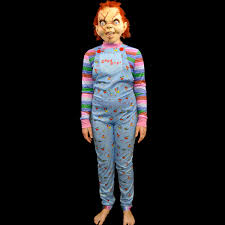 chucky costume chucky costume with mask costumes