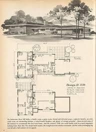 551 best mid century modern house plans images on pinterest