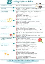 steps to planning a wedding free wedding preparation checklist to guide you through the steps