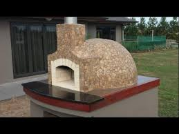 How To Build A Pizza Oven In Your Backyard Wood Fired Pizza Oven Construction How We Built Our Pompeii Dome