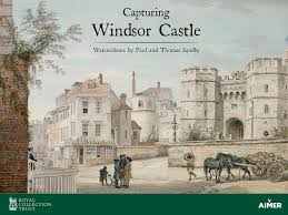exhibition capturing the castle watercolours of windsor enfilade