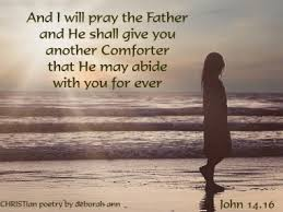 Holy Spirit My Comforter Holy Spirit Poems Christian Poetry By Deborah Ann