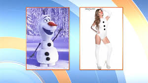 Halloween Costumes Elsa U0027frozen U0027 Halloween Costumes Including Olaf Hit Stores U2014