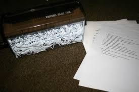 tishtank geek buy manually operated mini paper shredder