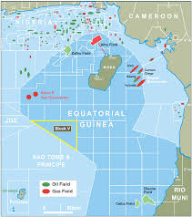 Guinea Africa Map by Equatorial Guinea Afex Global