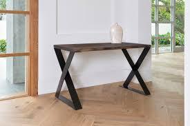 Modern Rustic Desk Modern Rustic Desk Z Legs X Legs Modern Desk Office Desk