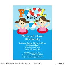 29 best birthday party invitations images on pinterest birthday
