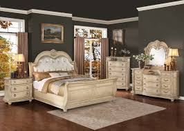 White Cream Bedroom Furniture by White Bedroom Furniture Set Modernism And Minimalism Home