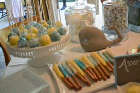 whale baby shower whale baby boy shower ideas