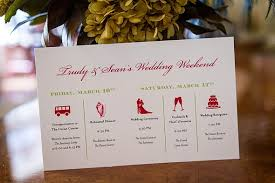 destination wedding itinerary wedology by dejanae events wedding weekend