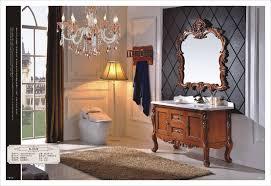 Bathroom Vanities Solid Wood by Online Get Cheap Wooden Bathroom Vanity Aliexpress Com Alibaba