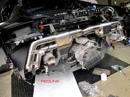Armytrix Titanium Valvetronic Exhaust System Dual Titanium Matte