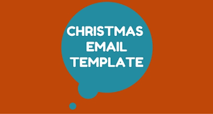 christmas email template on themeforest