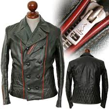 mc jacket the art of vintage leather jackets