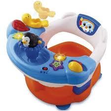 vtech baby siège de bain interactif 2 en 1 achat vente