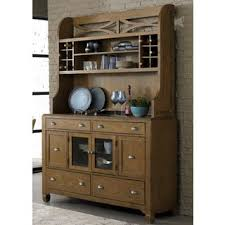 treasures rustic oak buffet and hutch free shipping today