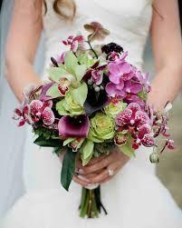16 impressive orchid wedding bouquets martha stewart weddings