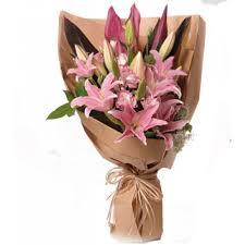 stargazer bouquet stargazer bouquet in mataas na kahoy batangas flora