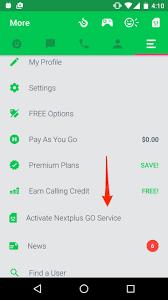 nextplus apk nextplus android nextplus sim card not recogniz