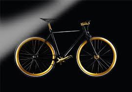 fixie design das brandneue goldencycle2pro singlespeed bahnrad fixie