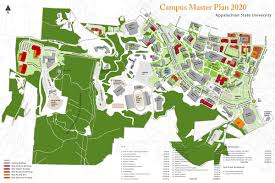 Colorado State University Campus Map by App State Map Adriftskateshop