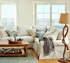 coastal livingroom indoor outdoor coastal living at pottery barn completely coastal