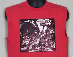 Cramps Lux Interior Vintage Cramps Tee Etsy
