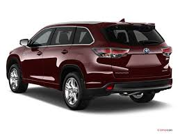 2015 toyota highlander xle review 2015 toyota highlander hybrid prices reviews and pictures u s