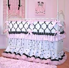 gray and pink bedding sets pink and grey chevron baby bedding sets