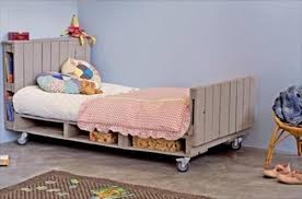 Child Bed Frame Pallet Bed To Fulfill Your Comfort Needs Pallets Designs