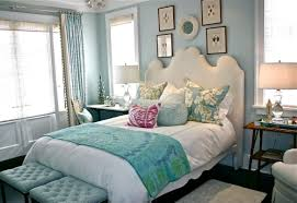 Girls Bedroom Color Schemes Great Nautical Teenager Bedroom Scheme Ideas Offer Waves