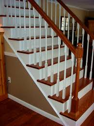 Replacing A Banister And Spindles Furniture Pretty Wooden Staircase Design Ideas Replacing Stair