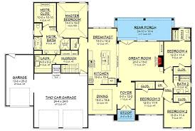 Country Home Floor Plans Exclusive 4 Bed French Country Home Plan With Optional Bonus Room