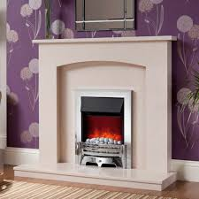 marble electric fireplaces artistic color decor cool under marble
