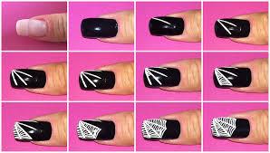 easy flower nail art make nail art easy and beautiful flower