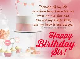 birthday cards images for sister write name on birthday cards for