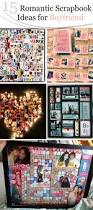 15 romantic scrapbook ideas for boyfriend boyfriends room and craft