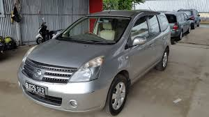 grand livina xv ultimate 1 8 manual 2009 silver kredit ringan