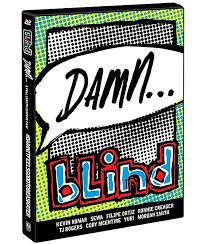 Blind Skateboards Logo Blind Skateboards Damn Team Dvd Zumiez
