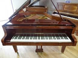 Comment Choisir Un Piano Piano Auguste Forster 155 Acajou Brillant Acheter Un Piano Rouen
