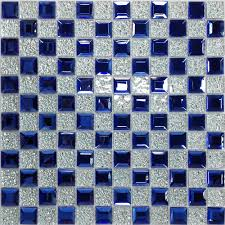 tile grid picture more detailed picture about sea blue beveled